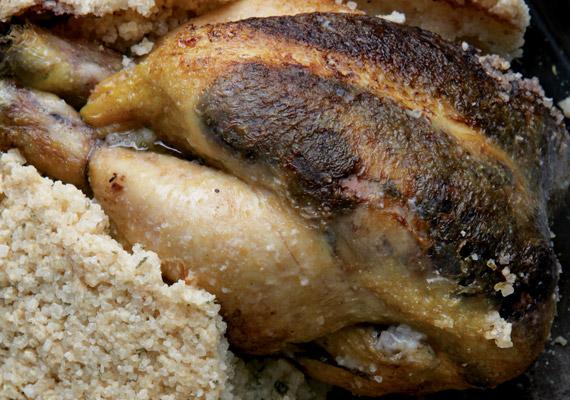 Pollo Pobre